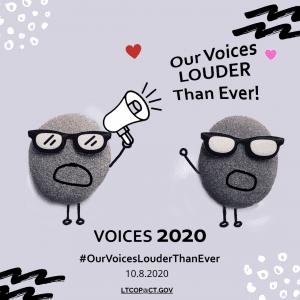 VOICES 2020 Flyer